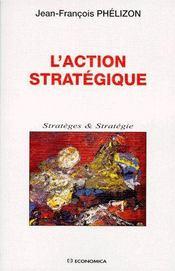 Action Strategique (L') - Couverture - Format classique