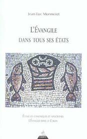 L'Evangile Dans Tous Ses Etats - Intérieur - Format classique
