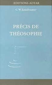 Precis de theosophie - Couverture - Format classique