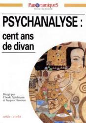 REVUE PANORAMIQUES N.22 ; psychanalyse ; cent ans de divan - Couverture - Format classique