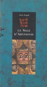 Le Sage D'Abyssinie - Couverture - Format classique
