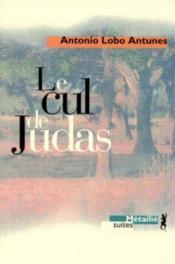 Le cul de judas - Couverture - Format classique