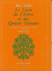 Livre De L'Arbre Et Quatre Oiseaux (Le) - Couverture - Format classique
