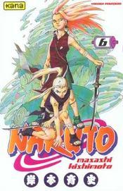 Naruto T.6 - Intérieur - Format classique