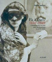 Vu d'italie ; 1841-1941 - Intérieur - Format classique