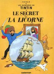 Les aventures de Tintin T.11 ; le secret de la licorne - Intérieur - Format classique