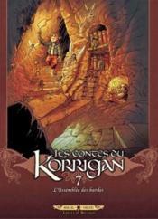 Les contes du korrigan T.7 ; l'assemblée des bardes - Couverture - Format classique