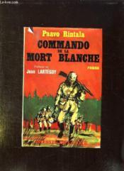 Commando De La Mort Blanche. - Couverture - Format classique