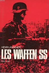 Les Waffen Ss - Couverture - Format classique