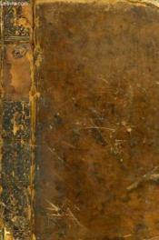 Les Oeuvres De Monsieur De Crebillon, Tome I - Couverture - Format classique