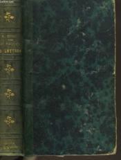 Un Paquet De Lettres - Couverture - Format classique