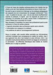 Précis de nutrition ; les fondamentaux (2e édition) - 4ème de couverture - Format classique