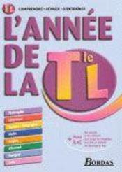 L'ANNEE DE ; terminale l - Intérieur - Format classique