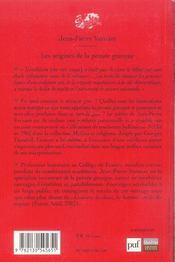 Les origines de la pensée grecque - 4ème de couverture - Format classique