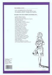 Recueil spirou t.275 - 4ème de couverture - Format classique