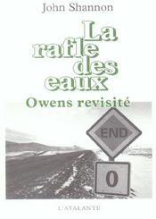 La Rafle Des Eaux ; Owens Revisite - Intérieur - Format classique