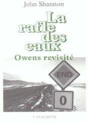 La Rafle Des Eaux ; Owens Revisite - Couverture - Format classique