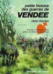 Petite histoire des guerres de Vendée - Intérieur - Format classique