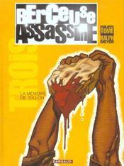 Berceuse assassine t.3 ; la memoire de dillon - Intérieur - Format classique