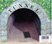 Le tunnel - 4ème de couverture - Format classique