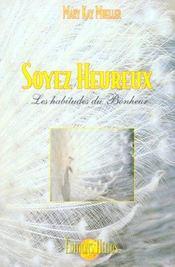 Soyez heureux (édition 2005) - Intérieur - Format classique