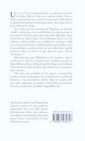 Etalon Des Tenebres -L - 4ème de couverture - Format classique