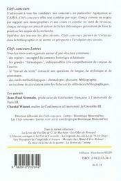 Journaux de marivaux - 4ème de couverture - Format classique