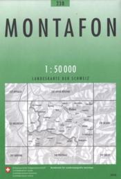 Montafon ; 238 - Couverture - Format classique