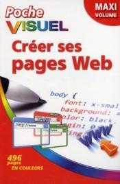 Créer ses pages web - Couverture - Format classique