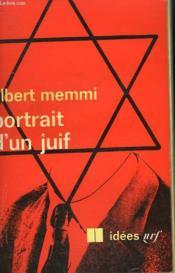 Portrait D'Un Juif. Collection : Idees N° 181 - Couverture - Format classique