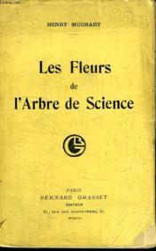 Les Fleurs De L Arbre De Science. - Couverture - Format classique
