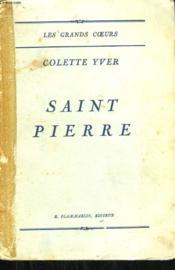 Saint Pierre. - Couverture - Format classique