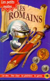 Romains - Couverture - Format classique