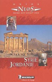 Syrie jordanie - Intérieur - Format classique