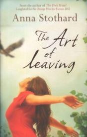 The Art Of Leaving - Couverture - Format classique