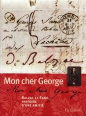 Mon cher George - Couverture - Format classique