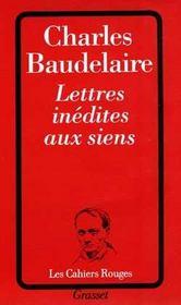 Lettres inédites aux siens - Intérieur - Format classique