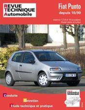 Rta 739.1 Fiat Punto Essence Et Diesel Depuis 10/99 - Couverture - Format classique