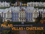 Palais et châteaux - Couverture - Format classique
