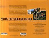Palais et châteaux - 4ème de couverture - Format classique