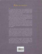 Robes De Mariees - 4ème de couverture - Format classique