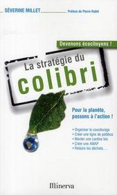 La stratégie du colibri ; pour la planète, passons à l'action ! - Intérieur - Format classique