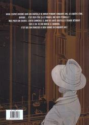 Private ghost t.1 ; red label voodoo - 4ème de couverture - Format classique