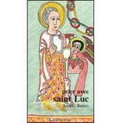 Prier avec Saint Luc - Couverture - Format classique
