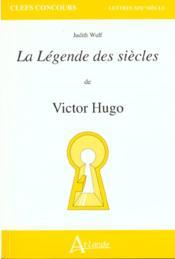 La legende des siecles de victor hugo - Couverture - Format classique