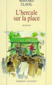 L'Hercule Sur La Place - Couverture - Format classique