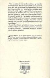 Sept Hommes Chez Les Pingouins - Couverture - Format classique