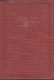 Collection Soleil. La Symphonie Pastorale. - Couverture - Format classique