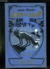 Jean Le Loup. - Couverture - Format classique