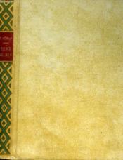 Gens De Mer. Le Livre De Demain. - Couverture - Format classique